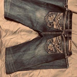 Rock revival size 28 XL Boot Cut jeans